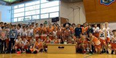 BRAVO: Mladi Gorenjci pokazali, da košarka