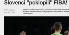 FOTO: Srbe navdušil slovenski odgovor Fibi Europe