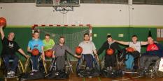 Goran Dragić obdaril košarkarje na vozičkih