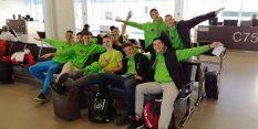 Grosupeljčani v Litvo, zadnjič z ekipo tudi Dan