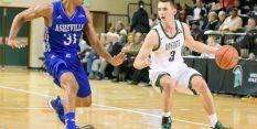 Iz Litije v NCAA: Špan združil košarko in