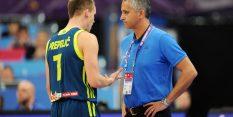 Zakaj košarkarji še niso dobili nagrad za zlato