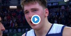 VIDEO: Skromni Luka Dončić rešil kraljevi klub