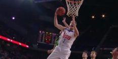 Luka Dončić znova navdušil košarkarsko javnost