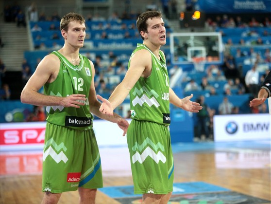 Ne le v reprezentančnem, brata Dragić bomo že v tej sezoni v istem dresu spremljali tudi v Ligi NBA!