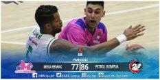 VIDEO: Olimpija je bil Mega, ne pa Bemax!