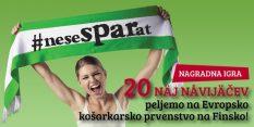 SPAR pelje NAJ navijače na EuroBasket 2017 v