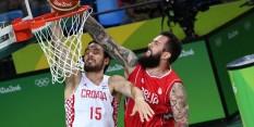 Srbija izločila Hrvaško, Avstralci pometli z
