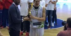 V ŽIVO: Sloveniji 1. mesto, MVP Dončić 45,
