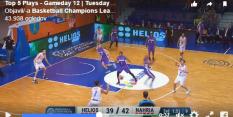 VIDEO: Izjemna akcija Heliosa, ki ji ploska cela