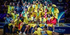 VIDEO: Slovenski trio 2. v ligi prvakov, naslov