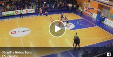 VIDEO: Šolski primer akcije, ko rabiš trojko za