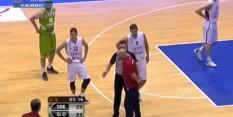 VIDEO: Zaradi Blažiča Đorđević skoraj