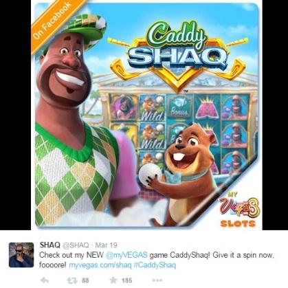Shaq ima svojo igrico