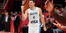 Luis Scola popeljal Argentino v veliki finale!