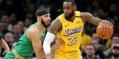 NBA v praznih dvoranah?