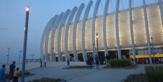 Arena Zagreb – Prizorišče bojev skupine C na