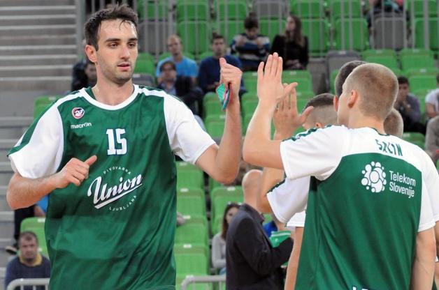Koliko časa bo Begić še nosil zeleno-beli dres? foto: union olimpija