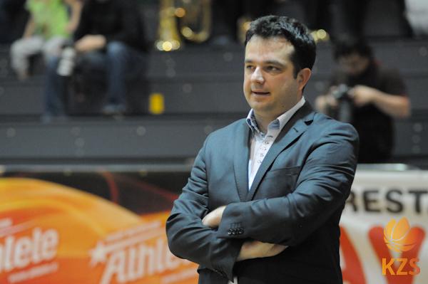 Damir Grgič. foto: kzs.si
