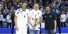 Madrid pozdravil Dončića: 'Dobrodošel doma,