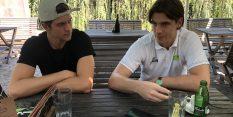 Dve slovenski NCAA izkušnji: Gaber in Luka