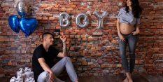 FOTO: Alen Omić bo maja postal očka, kariero