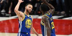 Golden State Warriors gredo v v peti zaporedni