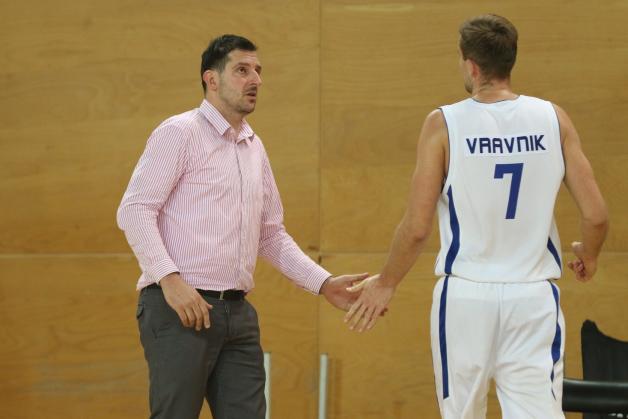 Hladnik zdaj že bivši trener Škofjeločanov. (Foto: Igor Martinšek)