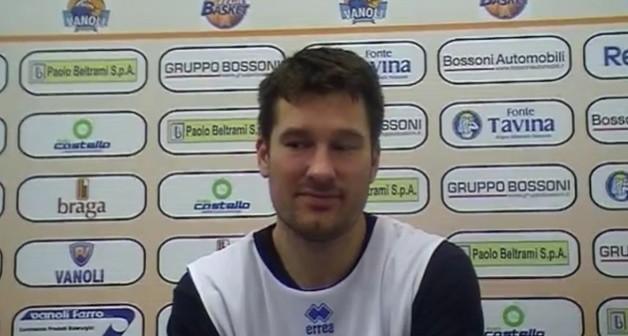 Skupaj z Markom Milićem je pod taktirko Toma Mahorića igral v Cremoni. foto: youtube