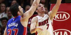 Miami Heat za čisto desetko; Deset točk Dragića