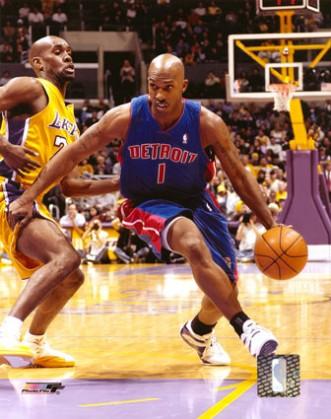 Billups Lakers