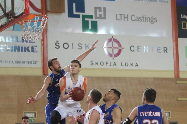 Luka Kureš je bil tokrat izjemno razpoložen. (Foto: Igor Martinšek)