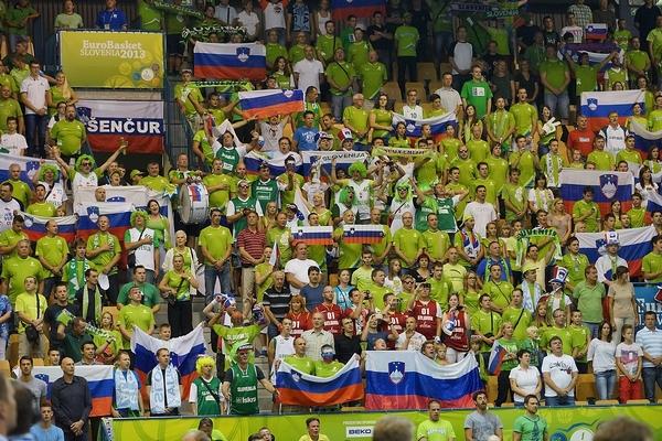 Eurobasket 2013 Croatia-Spain