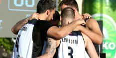 Slovenski ekipi navdušili na Hrvaškem