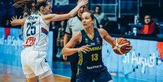 SUPER NAPOVED: Zala Friškovec 2019 na WNBA