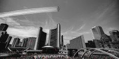 Toronto pozdravil šampione