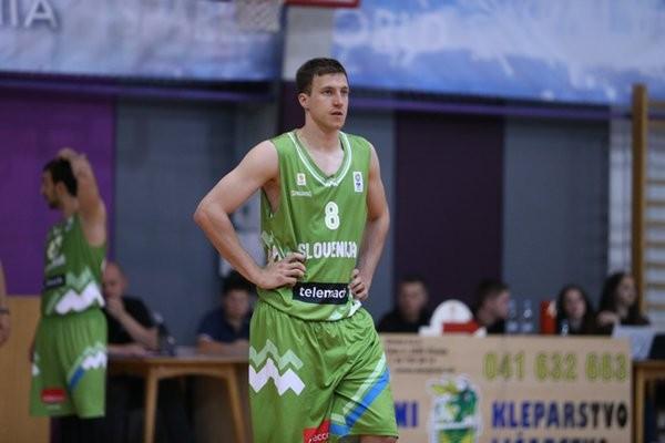 Blaž Mahkovic se je poleti mudil tudi na akciji B slovenske reprezentance