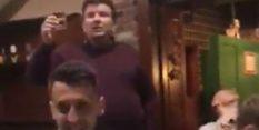 VIDEO: Ko Pedja Milović zapoje Zdravljico!
