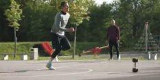 VIDEO: Sattler, Murić in Čebašek v ritmu nove