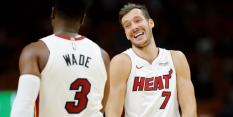 Dragić in Wade zmagovalna kombinacija