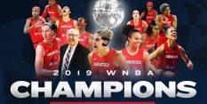 WNBA krona košarkaricam Washingtona