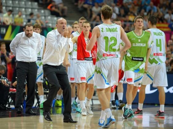 Slovencem je met dokaj dobro služil z izjemo tekme z Litvo, kjer v zadnjih 10 minutah žoge niso želele skozi obroč